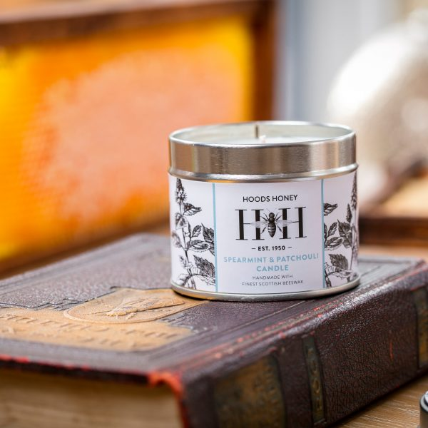 Spearmint and Patchouli Candle